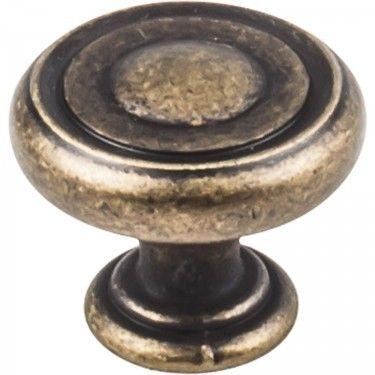 """Bremen Distressed Antique Brass 1-1/4"""""""