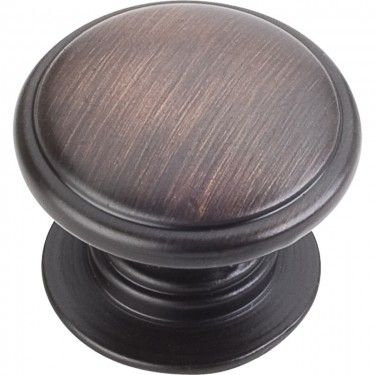"""Durham Brushed Oil Rubbed Bronze 1-1/4"""""""