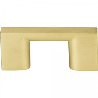 """Sutton Brushed Gold 2-1/4"""""""