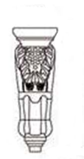 Corbel Grape Design