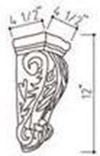 Corbel-Leaf Design