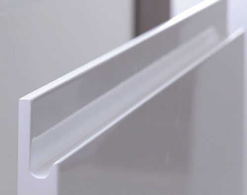 White Lacquer Door Sample