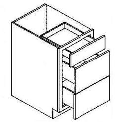 "Drawer Base Cabinet 18"""