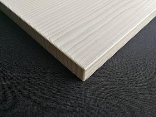 Creamy Pine Door Sample