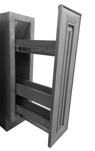 """Spice Base Cabinet Pull Out 09"""""""