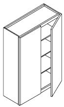 WALL CABINET 33 X 42