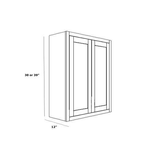 """Wall Cabinet 30"""" x 30"""""""