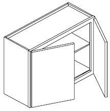 WALL CABINET FRIDGE- 36 X 24 X 24