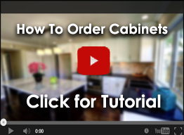how to order cabinets